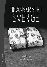 bokomslag Finanskriser i Sverige
