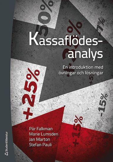 bokomslag Kassaflödesanalys : en introduktion med övningar och lösningar
