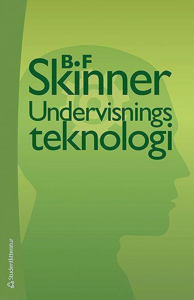 bokomslag Undervisningsteknologi