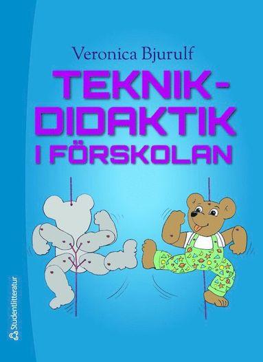 bokomslag Teknikdidaktik i förskolan