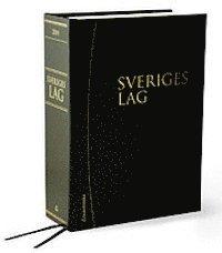 bokomslag Sveriges lag 2014 : innehåller författningar som trätt i kraft per den 1 januari 2014