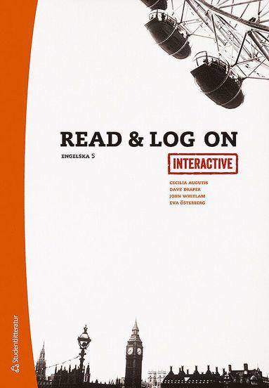 bokomslag Read & Log on Interactive - Elevpaket (bok + digital produkt) : Engelska 5