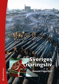 bokomslag Sveriges näringsliv
