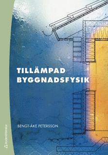 bokomslag Tillämpad byggnadsfysik