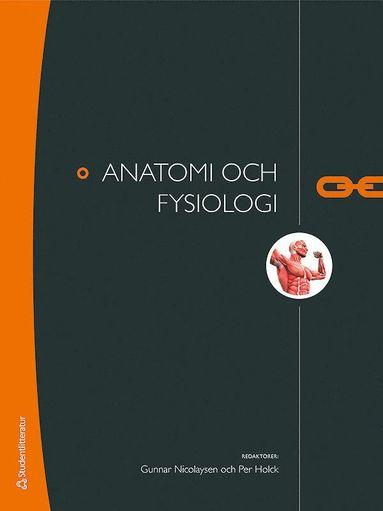 bokomslag Anatomi och fysiologi