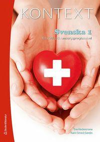 bokomslag Kontext 1 vård- och omsorgsprogrammet Elevpaket (Bok + digital produkt)
