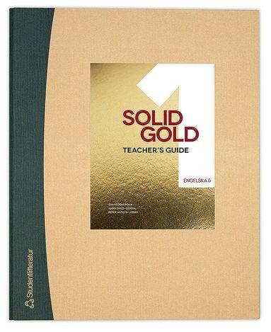 bokomslag Solid Gold 1 Lärarpaket - Digitalt + Tryckt