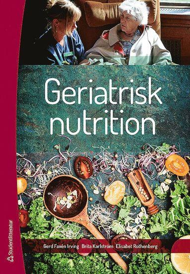 bokomslag Geriatrisk nutrition