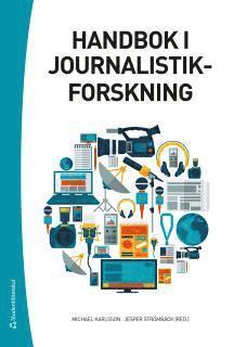 bokomslag Handbok i journalistikforskning