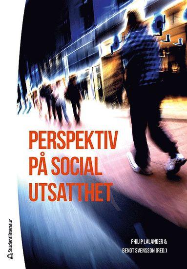 bokomslag Perspektiv på social utsatthet