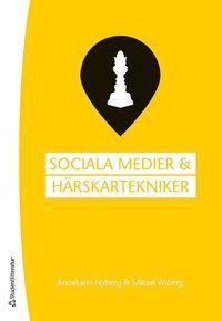 bokomslag Sociala medier och härskartekniker