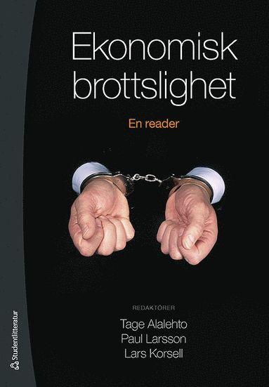 bokomslag Ekonomisk brottslighet - En nordisk reader