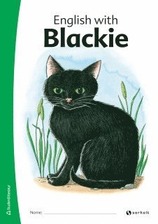 bokomslag Blackie - Arbetsbok i engelska