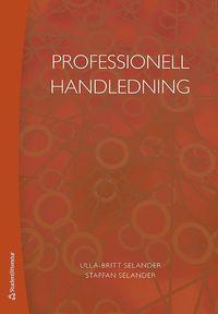 bokomslag Professionell handledning