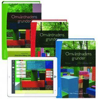 bokomslag Omvårdnadens grunder - paket - (bok + digital produkt)
