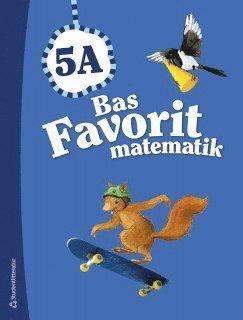 Bas Favorit matematik 5A Elevpaket (Bok + digital produkt