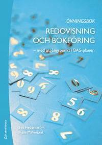 bokomslag Redovisning och bokföring : övningsbok med lösningar