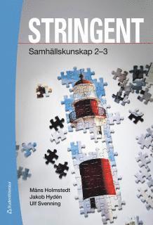 bokomslag Stringent Elevpaket - Digitalt + Tryckt - Samhällskunskap 2-3