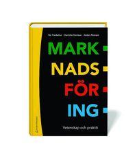 bokomslag Marknadsföring - Vetenskap och praktik