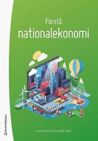 bokomslag Förstå nationalekonomi