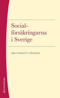 bokomslag Socialförsäkringarna i Sverige