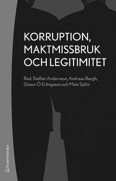bokomslag Korruption, maktmissbruk och legitimitet