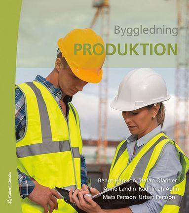 bokomslag Byggledning - Produktion