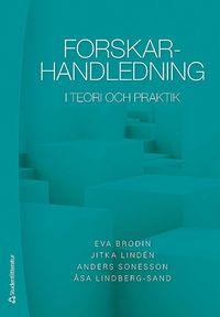 bokomslag Forskarhandledning : i teori och praktik