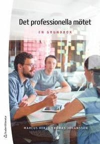 bokomslag Det professionella mötet : en grundbok