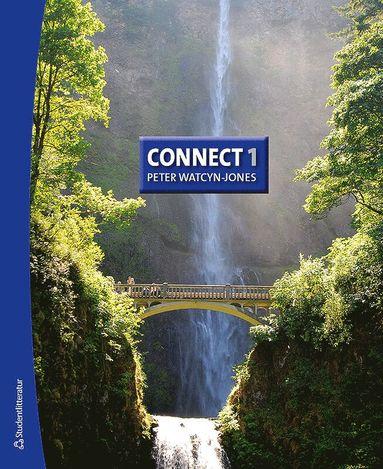 bokomslag Connect 1 Elevpaket (Bok + digital produkt) - Nybörjare, vuxna och unga vuxna