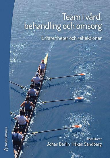 bokomslag Team i vård, behandling och omsorg - Erfarenheter och reflektioner