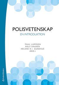 bokomslag Polisvetenskap - En introduktion