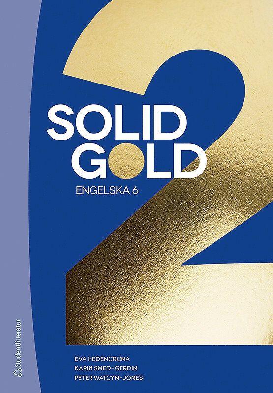 Solid Gold 2 - Elevpaket (Bok + digital produkt) 1