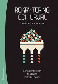 bokomslag Rekrytering och urval - Teori och praktik