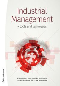 bokomslag Industrial Management : tools and techniques