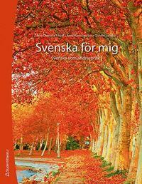 bokomslag Svenska för mig Elevpaket (Bok + digital produkt) - Svenska som andraspråk 1