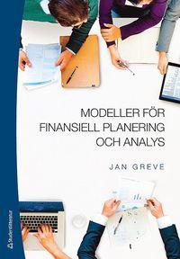 bokomslag Modeller för finansiell planering och analys