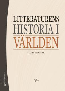 bokomslag Litteraturens historia i världen