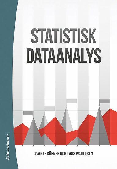 bokomslag Statistisk dataanalys