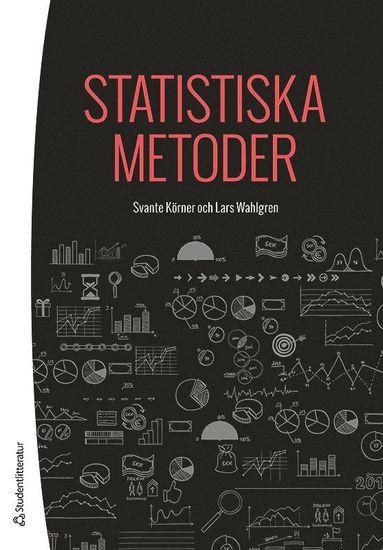 bokomslag Statistiska metoder
