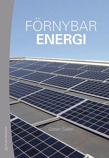 bokomslag Förnybar energi