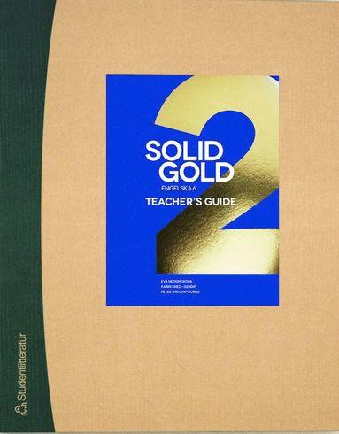 bokomslag Solid Gold 2 Lärarpaket - Digitalt + Tryckt