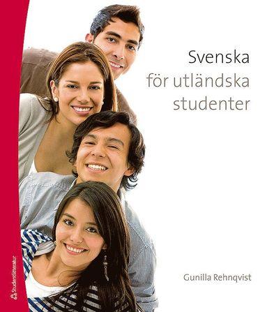 bokomslag Svenska för utländska studenter