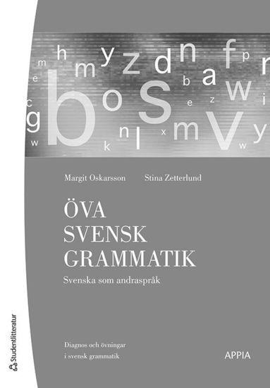 bokomslag Öva svensk grammatik Elevhäfte (10-pack) - Digitalt + Tryckt - Svenska som andraspråk/Sfi D