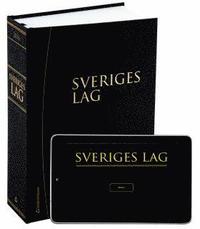 Sveriges lag 2016 : innehåller författningar som trätt i kraft per den 1 januari 2016