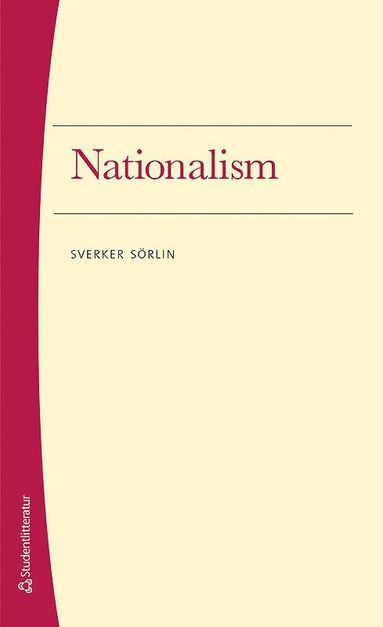 bokomslag Nationalism