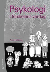 bokomslag Psykologi i förskolans vardag