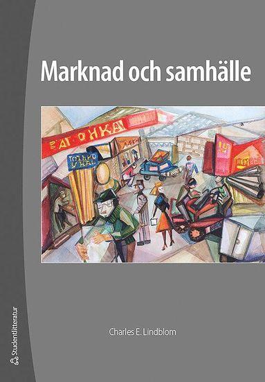 bokomslag Marknad och samhälle