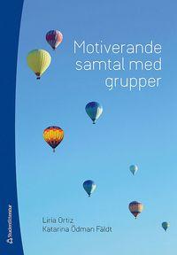 bokomslag Motiverande samtal med grupper