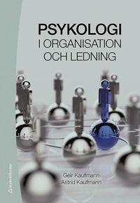 bokomslag Psykologi i organisation och ledning